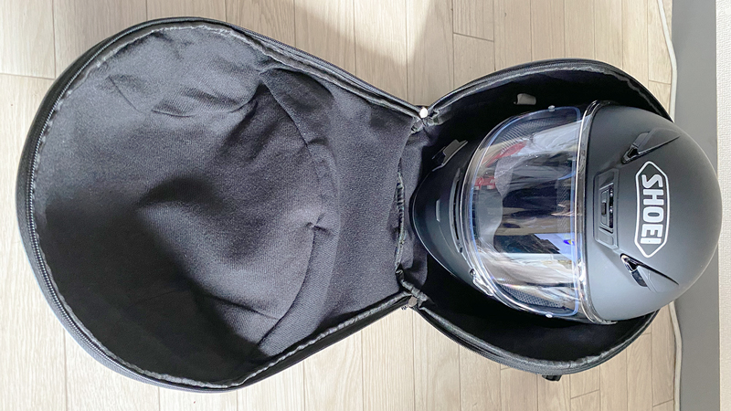 BAGSTERヘルメットバッグ