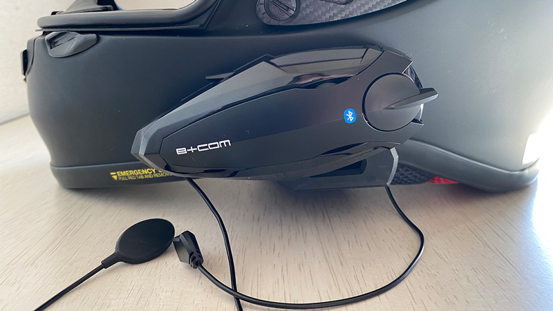 B+COM-SB6X取付